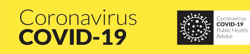 Coronavirus Covid 19 safty signage